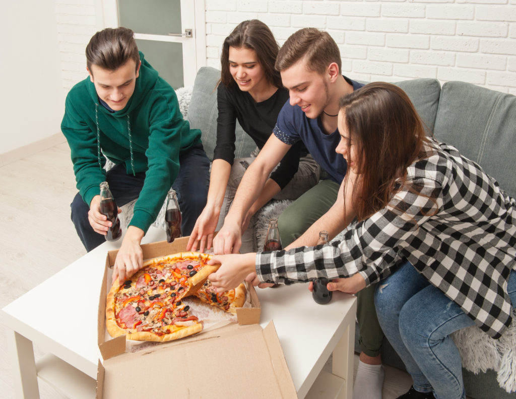 Papa pizza miam